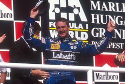 Найджел Мэнселл, Williams Renault