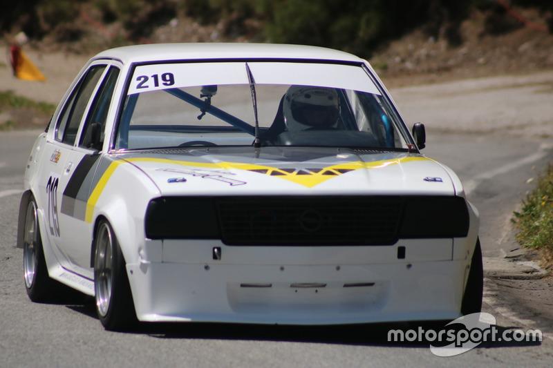Etienne Beyeler, Opel Ascona B, All-In Racing Team