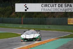 #55 Kaspersky Motorsport Spirit Of Race Ferrari 488 GT3: Giancarlo Fisichella, Marco Cioci, James Ca