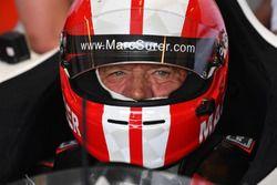 Marc Surer, pilote de la biplace F1 Experiences