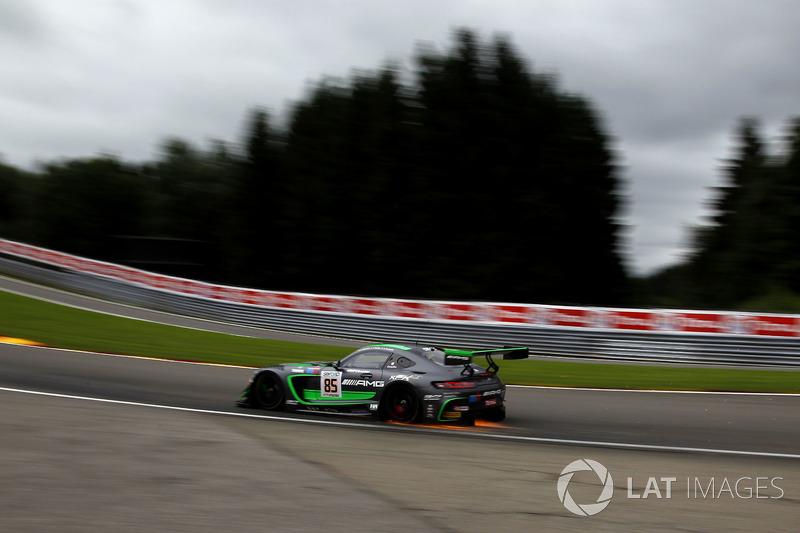 7. #85 HTP Motorsport, Mercedes-AMG GT3