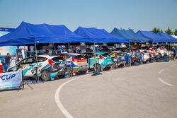 Fiesta Cup Araçları