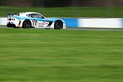 #55 HHC Motorsport Ginetta G55 GT4: Stuart Middleton, William Tregurtha