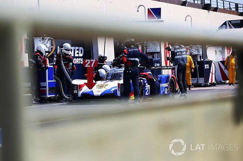 #27 SMP Racing Dallara P217 Nissan: Matevos Isaakyan, Egor Orudzhev