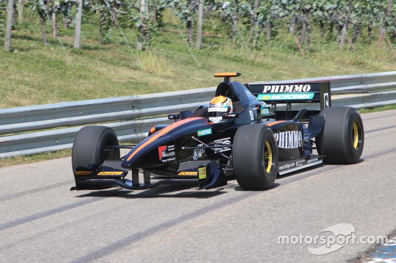 Thomas Amweg, Lola B99/55-Cosworth, Amweg Motorsport
