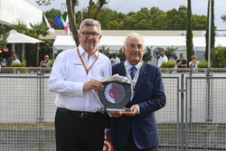 روس براون، المدير العام الرياضي للفورمولا واحد