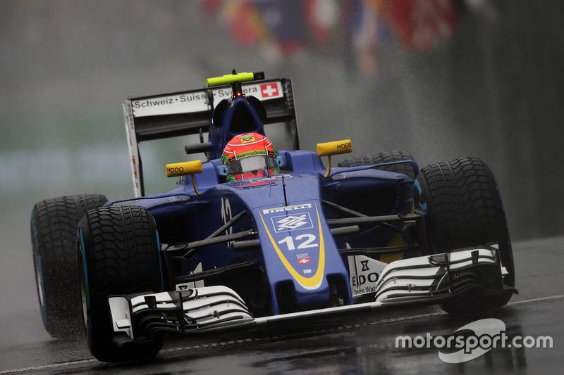 Felipe Nasr: 39 Grand Prix'nin 7'sinden puanla ayrıldı