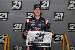 El pole, William Byron, Kyle Busch Motorsports Toyota