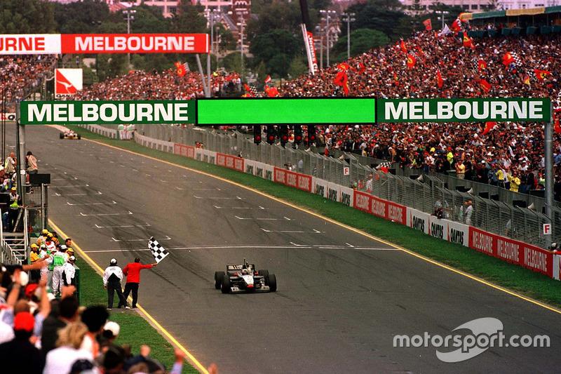 1997 David Coulthard, McLaren