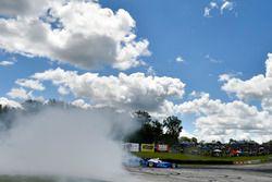 Il vincitore della gara Scott Dixon, Chip Ganassi Racing Honda