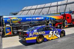 Cody Ware, Rick Ware Racing Chevrolet, Rick Ware Racing, ECU Pirates Chevrolet SS