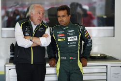 David Richards, Prodrive, Pedro Lamy, Aston Martin Racing