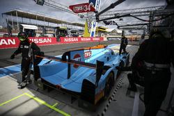 #34 Tockwith Motorsports Ligier JS P217 Gibson: Nigel Moore, Phil Hanson, Karun Chandhok