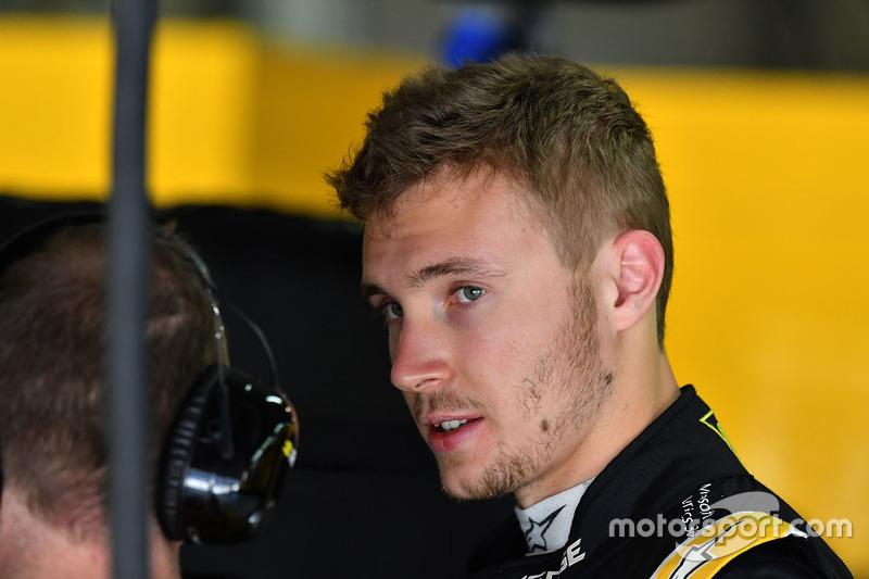 Sergey Sirotkin, Renault Sport F1 Team Test Driver