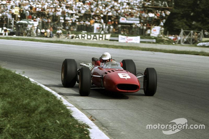 #37 Ludovico Scarfiotti, Ferrari
