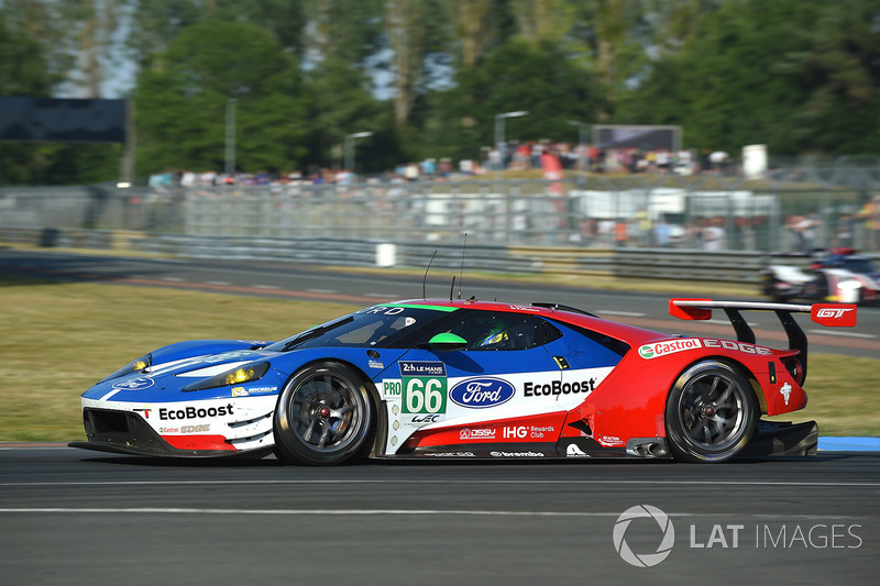 8. GTE-Pro: #66 Ford Chip Ganassi Racing, Ford GT