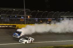 Austin Cindric, Brad Keselowski Racing Ford spin atıyor