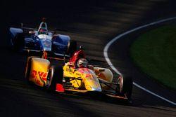 Ryan Hunter-Reay, Andretti Autosport Honda, Takuma Sato, Andretti Autosport Honda