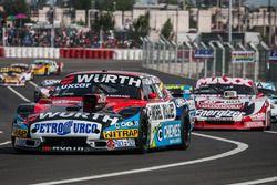 Juan Martin Trucco, JMT Motorsport Dodge, Nicolas Cotignola, Sprint Racing Torino