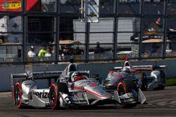 Элио Кастроневес и Уилл Пауэр, Team Penske Chevrolet