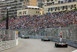 Daniel Abt, ABT Schaeffler Audi Sport, Mitch Evans, Jaguar Racing, Esteban Gutierrez, Techeetah
