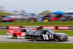 Matt Tifft, Joe Gibbs Racing Toyota and Ryan Reed, Roush Fenway Racing Ford