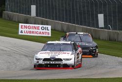Austin Cindric, Team Penske Ford, Justin Marks, Chevrolet