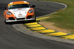 #65 Murillo Racing Porsche Cayman: Brent Mosing, Tim Probert