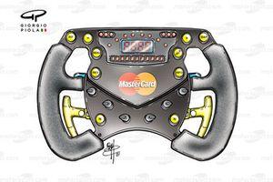 DUPLICATE: Jordan EJ11 steering wheel
