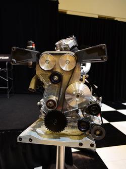 Tatuus PM-18: Motor