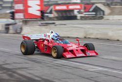 Ferrari 312 B3 von 1973 von Jacky Ickx und Arturo Merzario