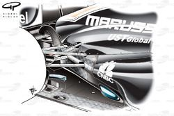 Virgin MVR-02 exhauts