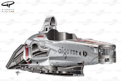 McLaren MP4/26 chassis
