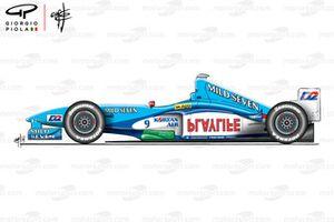 Benetton B199 1999