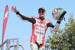 Third place Chaz Davies, Ducati Team