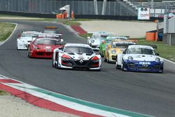 Partenza Coppa Italia GT