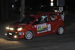 Thomas Schmid, Cornel Frigoli,Renault Twingo R1