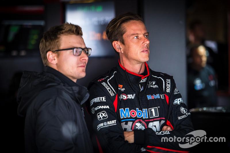 Jack Perkins, James Courtney, Holden Racing Team