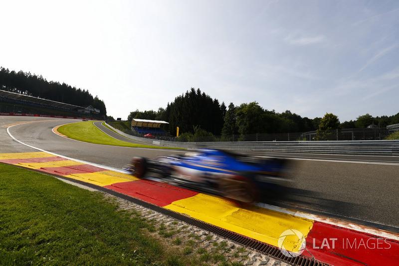 Marcus Ericsson, Sauber C3