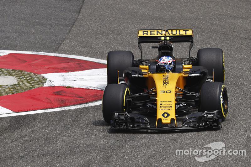 13. Jolyon Palmer, Renault Sport F1 Team RS17