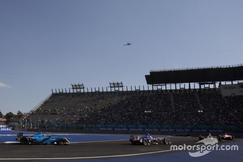 Sébastien Buemi, Renault e.Dams. & Sam Bird, DS Virgin Racing