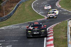 #19 BMW Team Schubert Motorsport, BMW M6 GT3: Jens Klingmann, Thomas Onslow-Cole, John Edwards