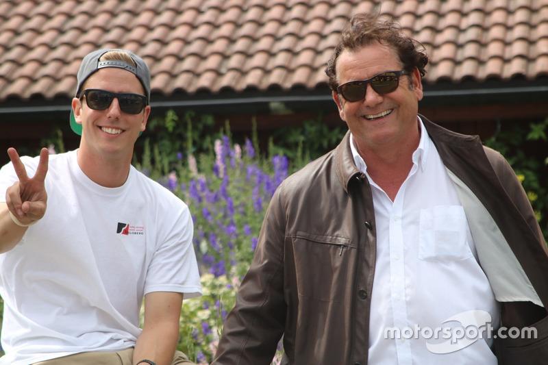 Yves Meyer und Hans Schori, Swiss Race Academy