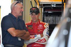 Dale Jarrett, Matt Kenseth, Joe Gibbs Racing Toyota