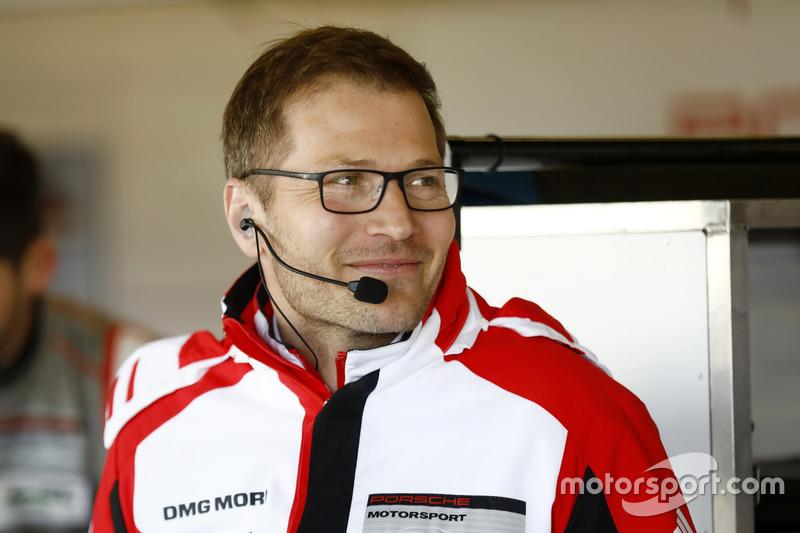 Andreas Seidl, Teamprincipal Porsche Team LMP