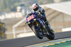 #333 Yamaha: Bastien Mackels, Axel Maurin, Florian Alt, Olivier Depoorter