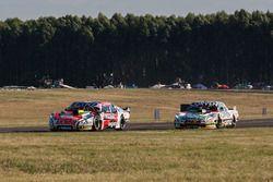 Guillermo Ortelli, JP Carrera Chevrolet, Juan Marcos Angelini, UR Racing Dodge