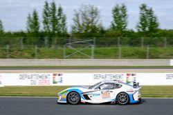 #666 CMR, Ginetta G55 GT4: Fabien Michal; Georges Cabannes
