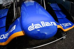Scott Dixon, Chip Ganassi Racing Honda nosecone