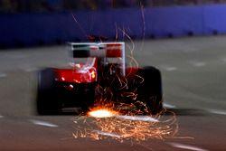 Funkenflug: Fernando Alonso, Ferrari 150° Italia